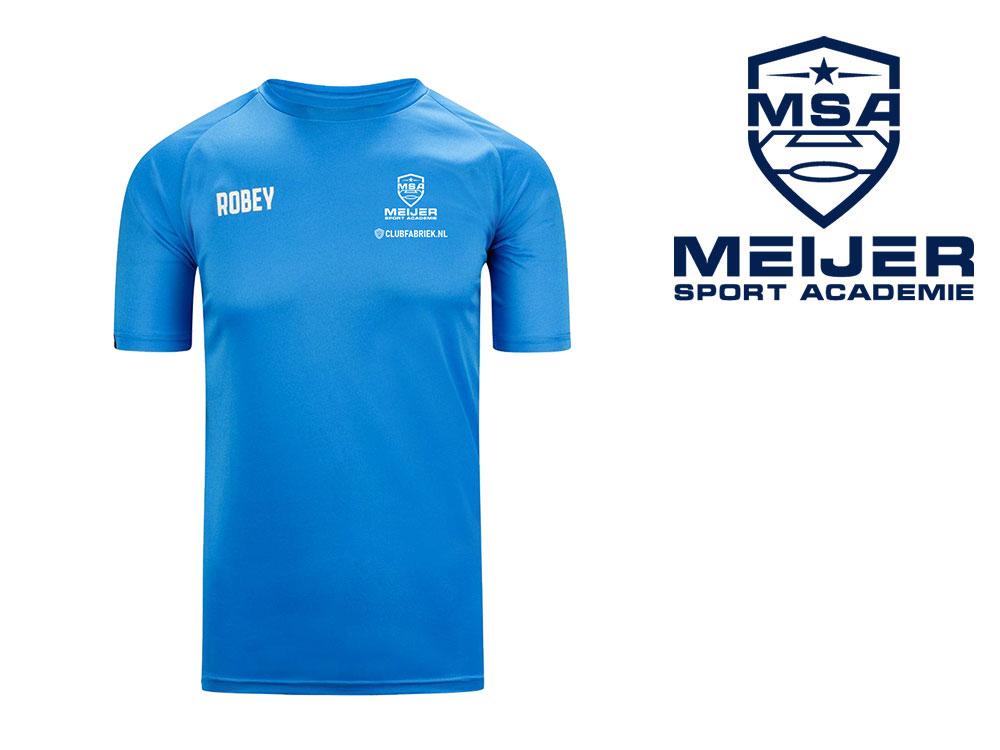 Trainingsshirt MSA Voetbaldag
